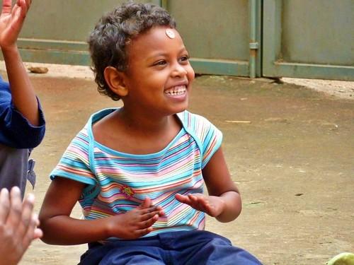 Tisita, Mercy Home, Ethiopia