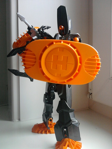 Hero Factory Guard Robot