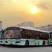 S2G-205B 机动车 代莘荷线 at Xinzhuang Bus Depot