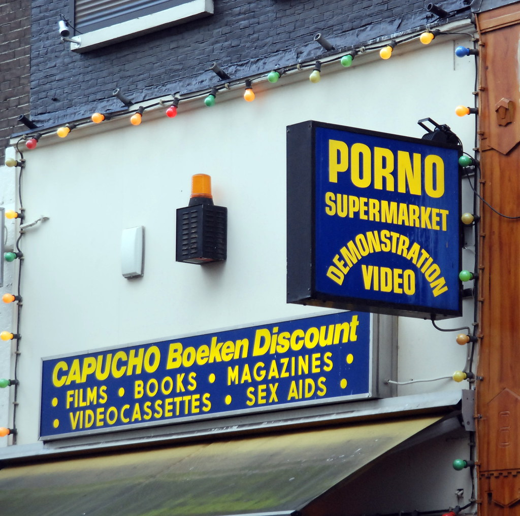 Porno supermarket