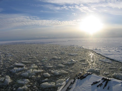 travel cruise winter sun ice nature water suomi finland circle roadtrip arctic adventure lapland breaker sampo kemi