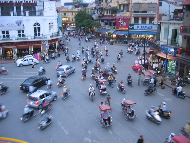 Hanoi Traffic, works!