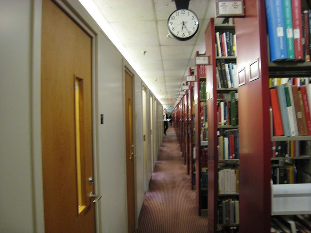 Hatcher Graduate Library Study Rooms