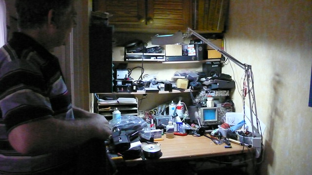 L'atelier d'André