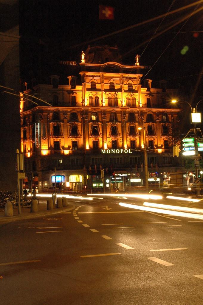 Hotel Monopol Luzern, Switzerland