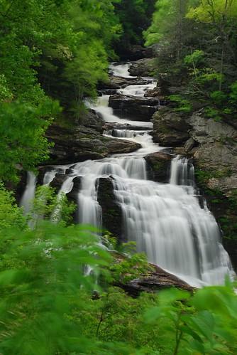 waterfall nc northcarolina waterfalls cullasaja westernnc cullasajafalls wnywaterfallers
