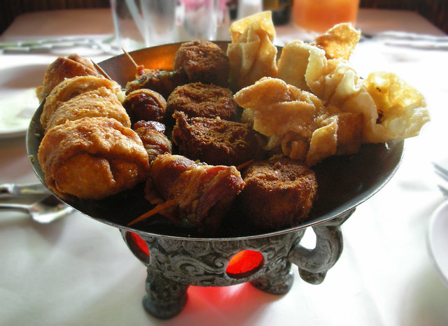 Pu Pu Platter, Mai Kai Restaurant | Flickr - Photo Sharing!