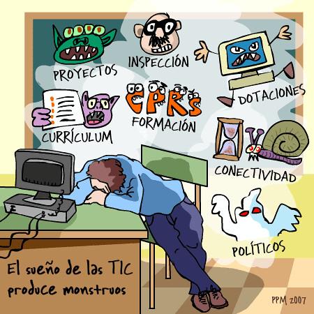 El sueño de las TIC