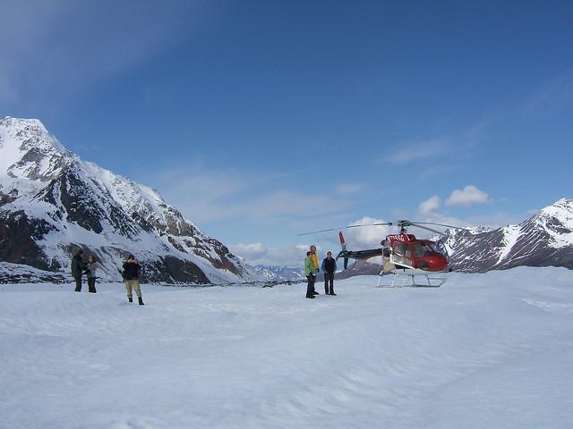 Era Flightseeing Denali Heli Hiking Tour