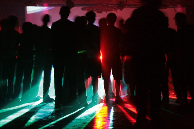 Dance Club Lights | Flickr - Photo Sharing!