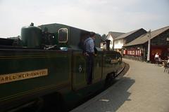 06-07-03 - IMGP3391 - Ffestiniog Railway - Porthmadog
