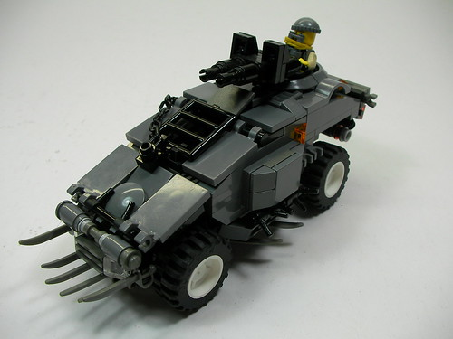 Apocalego: Armored Vehicle, overall