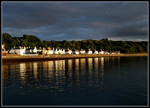 Marine terrace in the evening sun for 50 marine terrace