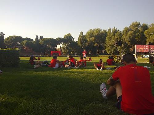 Giovani e sport