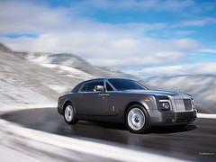 executive car(0.0), automobile(1.0), rolls-royce(1.0), rolls-royce wraith(1.0), vehicle(1.0), automotive design(1.0), rolls-royce phantom coupã©(1.0), rolls-royce phantom(1.0), sedan(1.0), land vehicle(1.0), luxury vehicle(1.0), supercar(1.0), sports car(1.0),