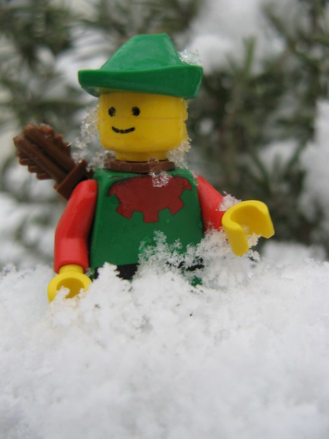 Lego Nanook of the North