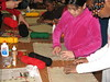 Kwanzaa Mats Craft Table
