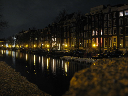 Lights in Amsterdam