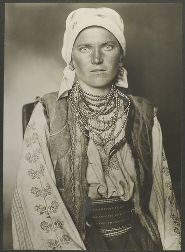 [Ruthenian woman.]