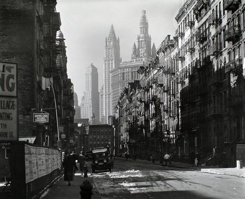 Henry Street, Manhattan. by New York Public Library
