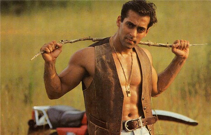 Image result for SALMAN YOUNG DAYS