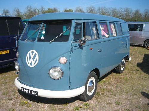 94-04-AE Volkswagen Transporter kombi 1965