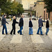 Abbey Road family portrait by BamaCam