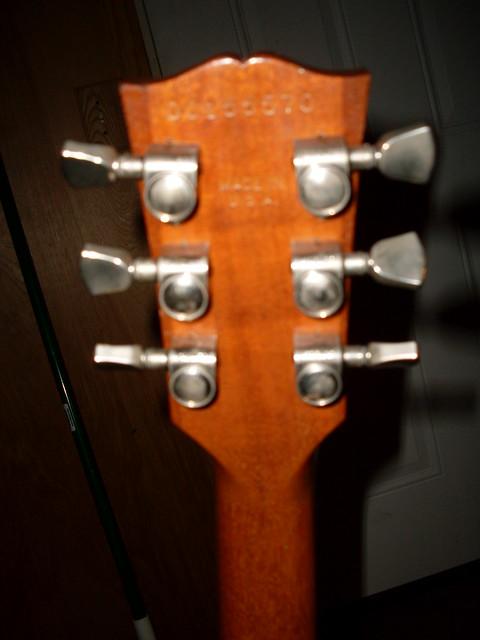 Photo:Gibson SG Serial By Roadside Guitars