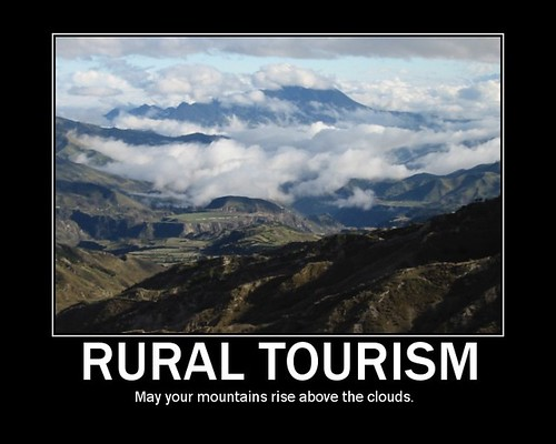 May your mountains rise above the clouds - Edward Abbey @BlackSheepInn