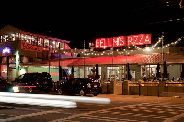 Best food in atlanta fellini 39 s pizza buckhead for Atlanta fish house and grill