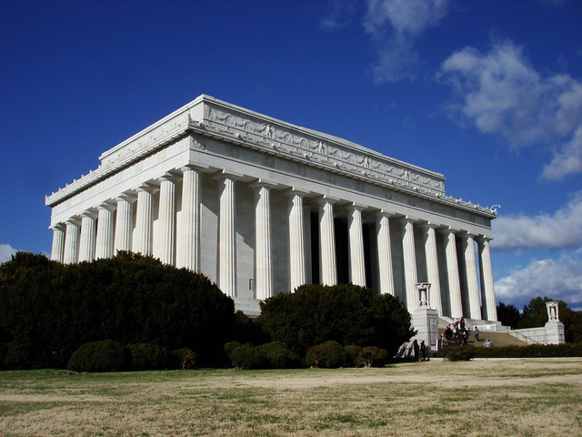 Lincoln Memorial Building Flickr Photo Sharing