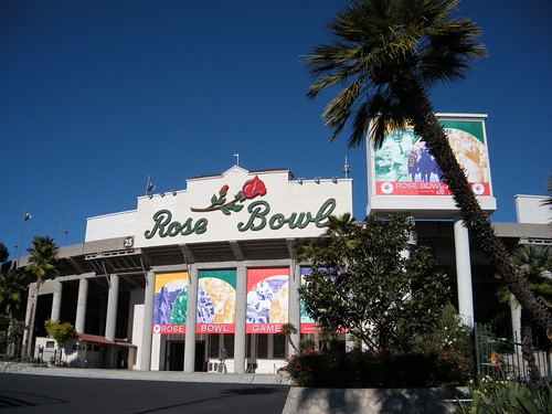 Rose Bowl Stadium, Pasadena Ca