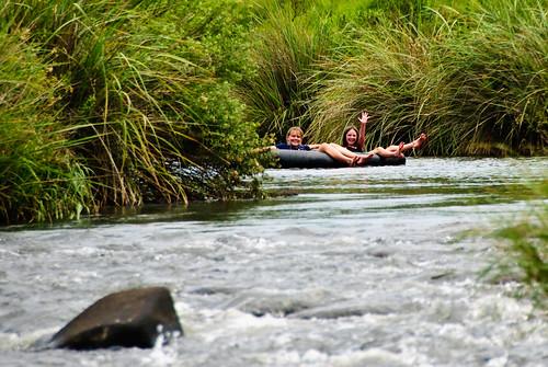 River tubing III