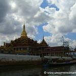 Phaung Daw Oo Pagoda - Inle Lake, Burma