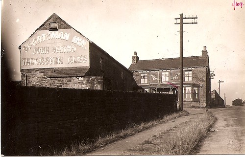Sportsman Inn, Lodge Moor, Sheffield, 1935