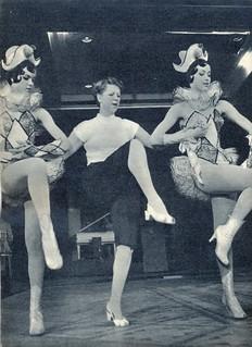bluebell - 1956 - alice ellen kessler - photo presse