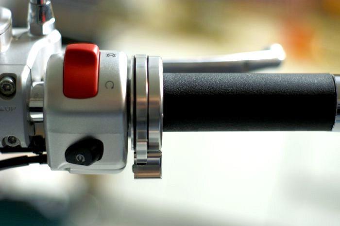 Brakeaway Cruise Control  Throttle Lock