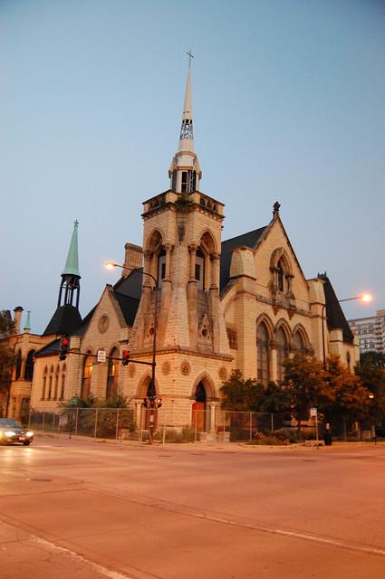 Olivet Baptist Church Chicago Soup Kitchen
