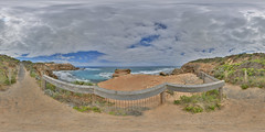 Sorrento: St Pauls Beach 10 Sorrento Vic Equirectangular