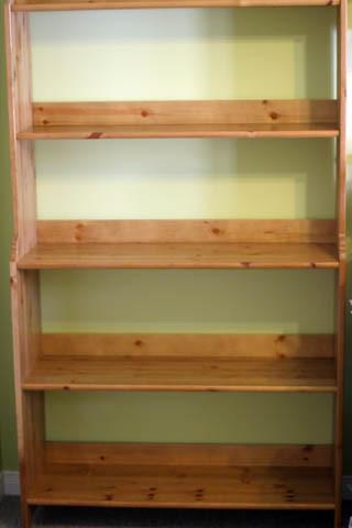An EMPTY Bookshelf Flickr Photo Sharing