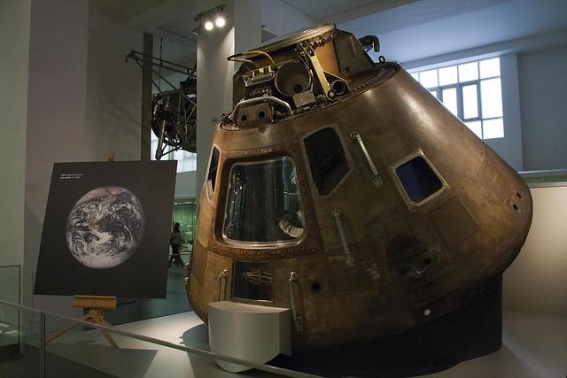 apollo high school space capsule - photo #10