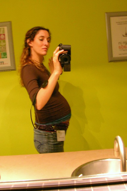 Baby Belly   Flickr - Photo Sharing!