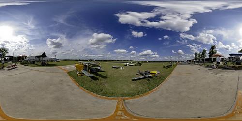 panorama plane austin texas jet 360 remotecontrol 2008 arca scalemodels canon30d sigma10mm warbirdfunfly austinrcorg