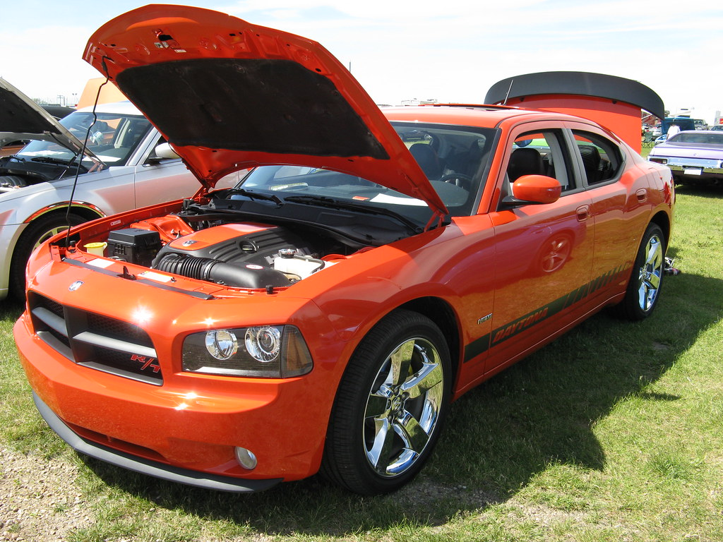 All Types 2006 charger daytona : 2006 Dodge Charger Daytona R/T - a photo on Flickriver