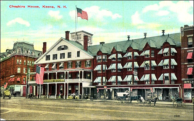 Main Street, Keene New Hampshire