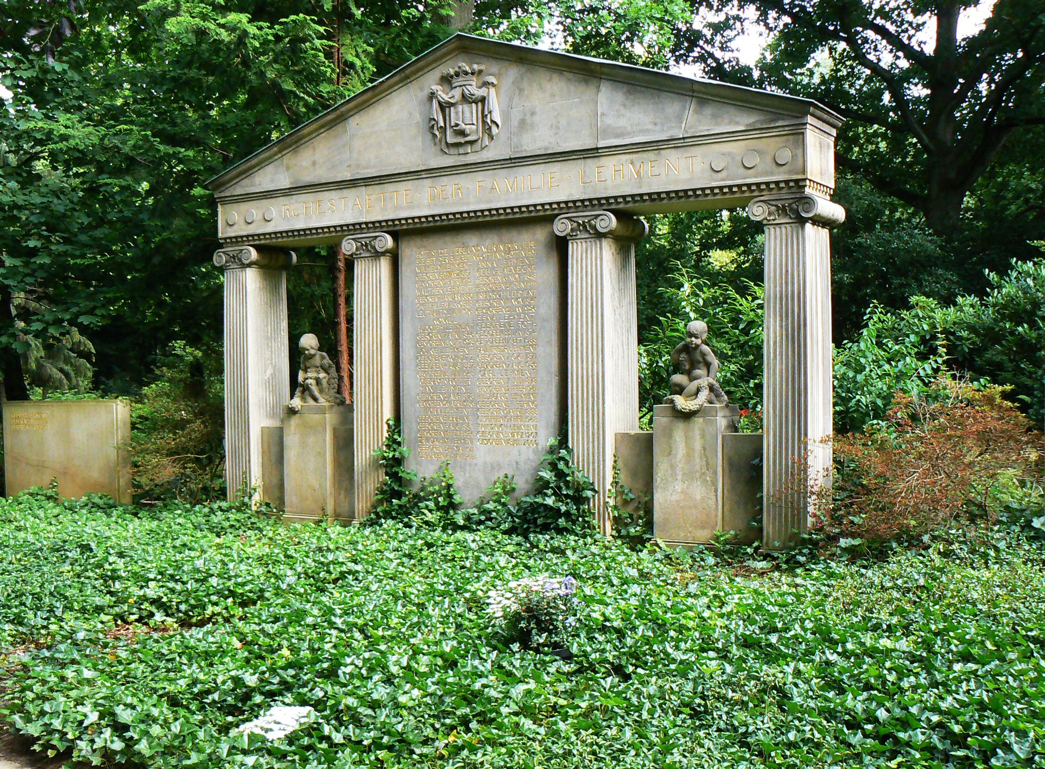 Eichhof Friedhof Kiel