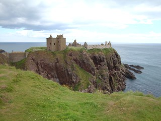 Dunnottar Castle - Scotland 2008