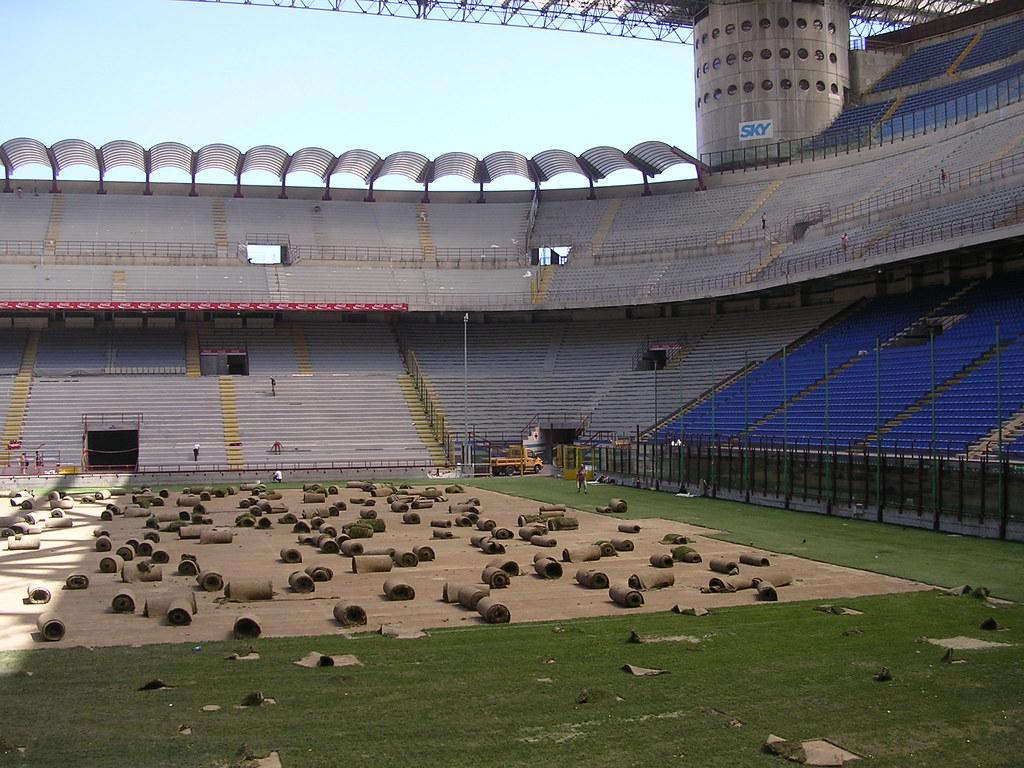 Italia stadi di calcio page 79 skyscrapercity - Cosa si puo portare allo stadio san siro ...