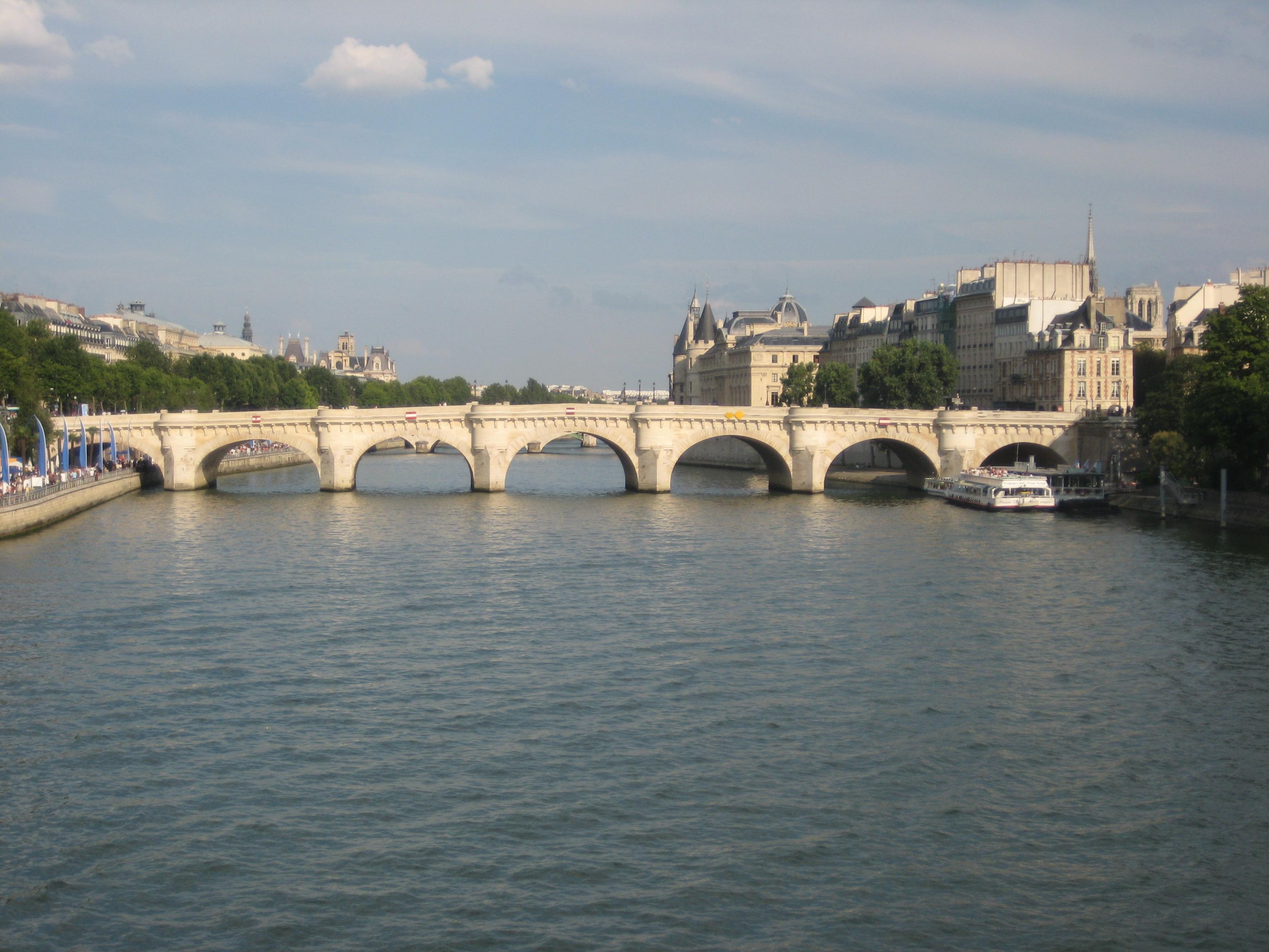 le pont neuf de paris flickr photo sharing. Black Bedroom Furniture Sets. Home Design Ideas
