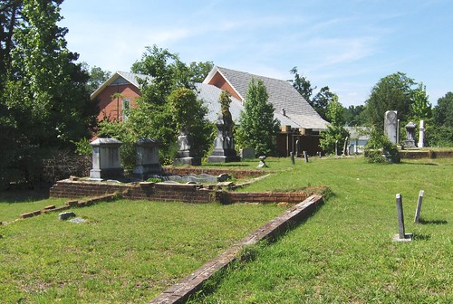 Goodwater United Methodist Church and Cemetery